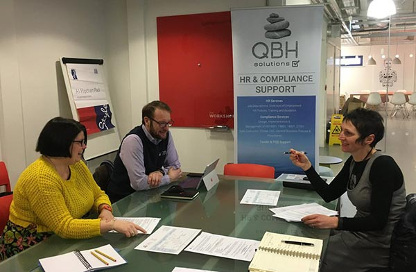 QBH Solutions HR and Compliance
