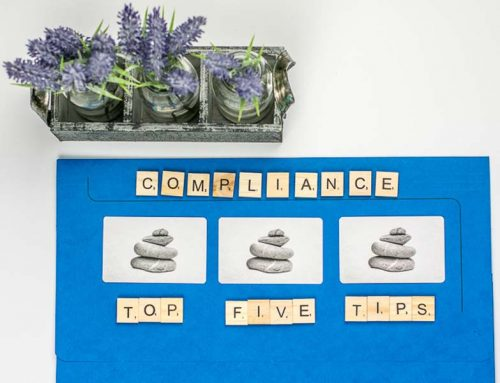 Top Five Tips – Supplier Review